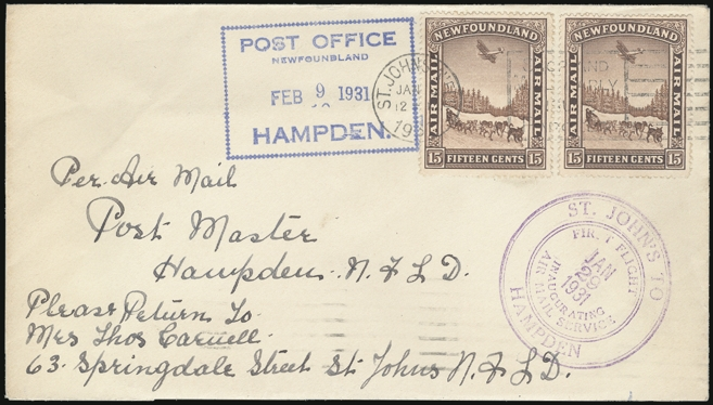 Helpful # 193 Newfoundland Stamp Convenient To Cook Nfld (pre-1949) Stamps